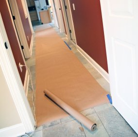 Floor Protection Paper Builder S Construction Paper