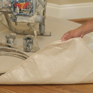 butyl ll drop cloth