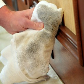 SuperTuff® Absorbent Microfiber Towels Image 1