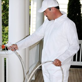 SuperTuff™ Polypropylene Painter's Coveralls Image 2
