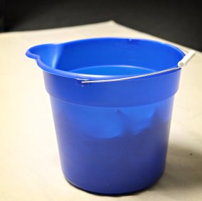High Quality Plastic Paint Bucket Image 1