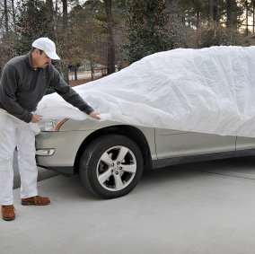 Lightweight Protective Car Covers Image 1
