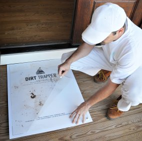 Dirt Trapper® Ultra Sticky Mat Image 2
