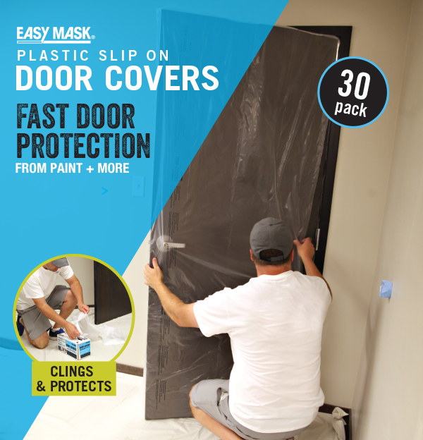 Plastic Slip On Door Covers