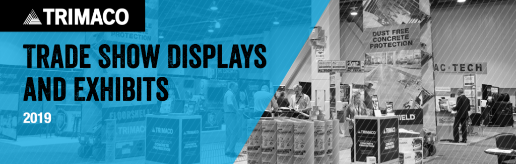Trade show displays and exhibits 2019